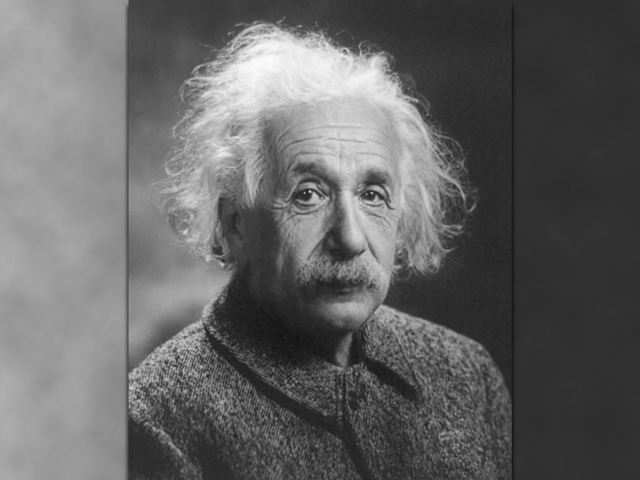 Even Einstein might have trouble deciphering mandatory IRA distribution rules. (Public domain photo by Oren Jack Turner)