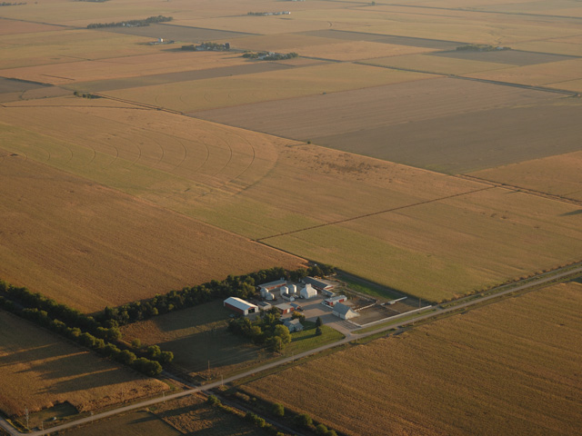 Midwest farmland values should hold steady, but return to more normal appreciation over the next few years, mortgage lenders and appraisers say. (DTN/The Progressive Farmer file photo by Jim Patrico)