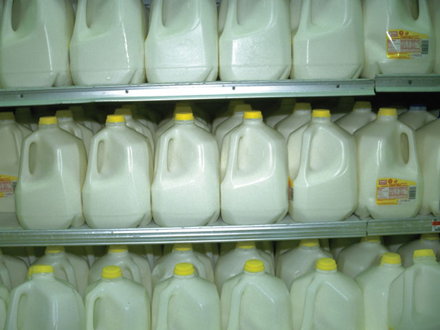 Dean Foods fell victim to a combination of declining fluid milk sales, pension obligations and rising competition from big retailers including Kroger, Albertson's and Walmart establishing their own milk processing plants. (DTN file photo)