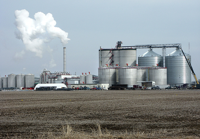 Ethanol plants across the United States generally face tight profit margins. (DTN file photo)