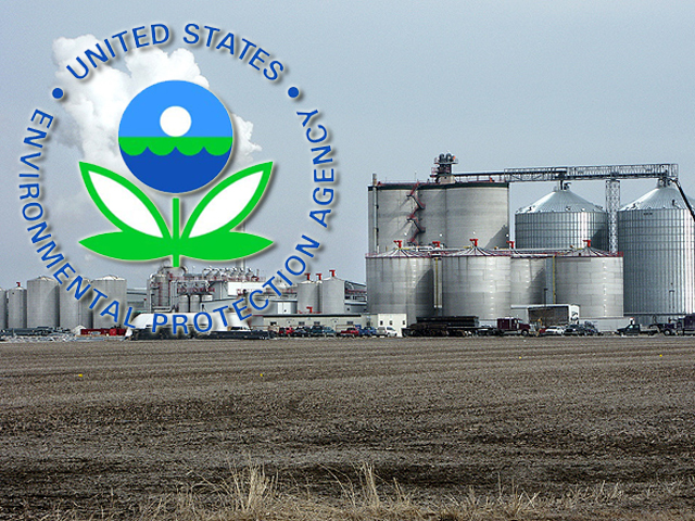 EPA set the final 2017 Renewable Fuel Standard volumes for corn ethanol at 15 billion gallons. (Logo courtesy of EPA)