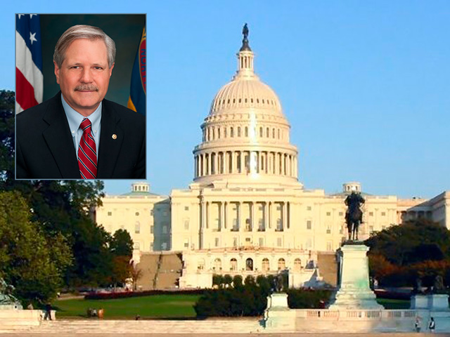 In a phone interview, Sen. John Hoeven, R-N.D., said he expects the aid package for agriculture will look a lot like a bill that came out of the House in May. GOP senators are expected to unveil a full bill as early as Thursday. (DTN image by Scott Kemper)