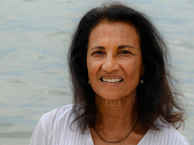 2021 World Food Prize laureate Shakuntala Haraksingh Thilsted has concentrated her work on increasing the micronutrients and fatty acids from aquaculture in Asia and Africa. Her work is credited with helping improve the nutrition of millions of people. (Courtesy photo)